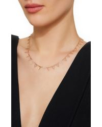 Eva Fehren - Pink One-of-a-kind Chainsaw Necklace - Lyst