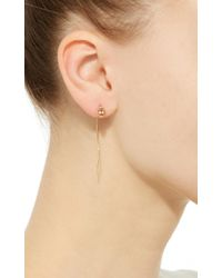Fernando Jorge - Orange Sprout Large Imperial Topaz Earrings - Lyst