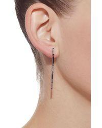 Eva Fehren | Black Tetra Five Earrings | Lyst