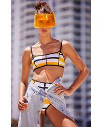 Alison Lou | Multicolor #1 Ring | Lyst