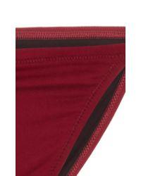 Paolita - Red Yoko Bikini Bottom - Lyst