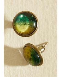 Beijo Brasil | Green A Worthwhile Cosmic Earrings | Lyst