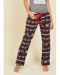 Sleep & Co. - Gray Good Night, Cool World Pajamas - Lyst
