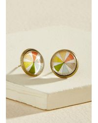 Beijo Brasil - Metallic Couleur, Calm, Collected Earrings - Lyst