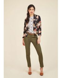 Circus by Sam Edelman - White Yard Work And Dedication Top In Butterflies - Lyst