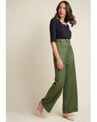 Sugarhill - Blue Just The Jay It Is Collared Top - Lyst