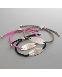 Monica Vinader - Multicolor Bali Friendship Bracelet - Lyst