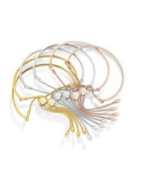 Monica Vinader | Pink Fiji Chain Bracelet | Lyst