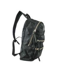 Marc Jacobs - Black Nylon Biker Backpack - Lyst