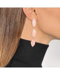 Sylvia Toledano - Pink Sweetie Earrings - Lyst