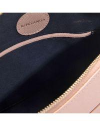 Roksanda - Eartha Clutch In Pink Calfskin - Lyst