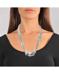 Gas Bijoux - Metallic Jos Necklace - Lyst