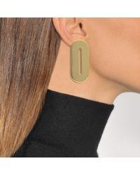 Uncommon Matters - Metallic Largo Earrings - Lyst