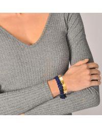 Aurelie Bidermann - Blue Copacabana Bracelet - Lyst