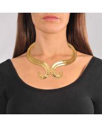 Sylvia Toledano | Metallic Amazone Necklace | Lyst