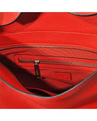 Lancel - Red Max Small Hobo - Lyst