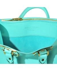Sophie Hulme | Blue Square Albion Tote Bag | Lyst