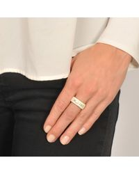 Alexander McQueen | Multicolor Enamel Ring | Lyst