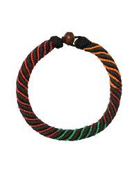 Aurelie Bidermann   Multicolor Maya Necklace   Lyst