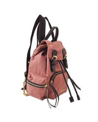 Burberry - Multicolor The Rucksack Backpack - Lyst