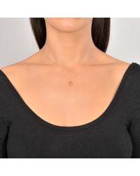 Ginette NY - Metallic Mini Buddha Necklace - Lyst