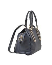 See By Chloé | Blue Paige Bag | Lyst