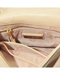 Tory Burch - Multicolor Fleming Geo-leather Medium Bag - Lyst