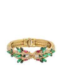 Helene Zubeldia | Multicolor Chim�re Head Bracelet | Lyst