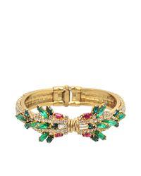 Helene Zubeldia | Multicolor Chim�re Head Bracelet | Lyst