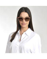 Chloé - Brown Ce690s Boxwood Sunglasses - Lyst