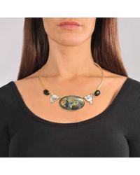Sylvia Toledano | Metallic Catwoman Necklace | Lyst