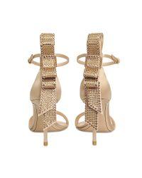Nicholas Kirkwood - Natural Faye Ankle Strap Sandal - Lyst