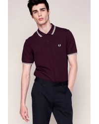 Fred Perry | Multicolor Polo Shirt for Men | Lyst