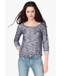 ONLY - Blue Jumper - Lyst