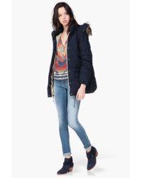 Denim & Supply Ralph Lauren | Blue Coat | Lyst