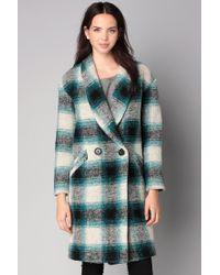 Gat Rimon | Green Coat | Lyst