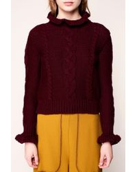 See By Chloé - Multicolor Jumper - Lyst