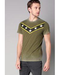 DIESEL | Green T-shirt for Men | Lyst