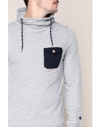 Esprit - Gray Sweatshirt for Men - Lyst