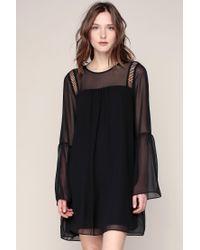 BCBGeneration | Black Evening Dress | Lyst