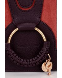 See By Chloé - Red Over-the-shoulder Bags - Lyst