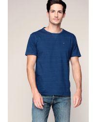 Hilfiger Denim | Blue T-shirt for Men | Lyst