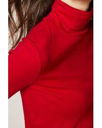 Petit Bateau - Red T-shirts & Polo Shirts - Lyst