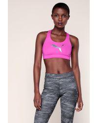 PUMA - Pink Sports Underclothe - Lyst