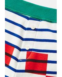 Petit Bateau - Multicolor Short Short - Lyst