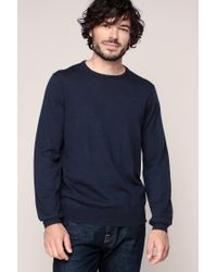 Ben Sherman - Blue Sweater & Cardigan for Men - Lyst