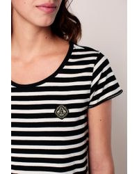 Maison Scotch | White T-shirts & Polo Shirts | Lyst