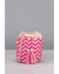 Guanabana - Pink Small Bags - Lyst