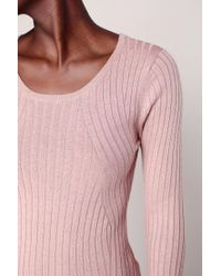 ONLY - Pink Jumper - Lyst