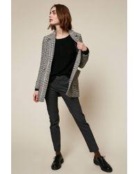 Vero Moda - Multicolor Coat - Lyst